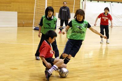 旭川ファミリーフットサルフェスティバル2009